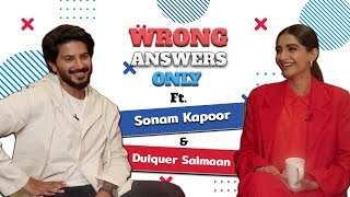Sonam Kapoor & Dulquer Salmaan Play