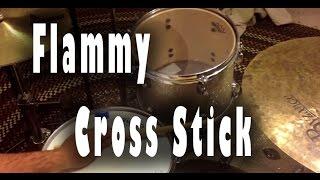 DRUM HACK | Cross Stick Flams