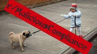 r/maliciouscompliance | fresh | STORY TIME ep. 12