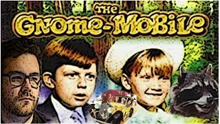 The Gnome-Mobile(1967) - An Apathetic Review