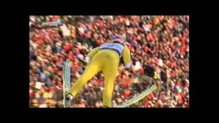 ANDREAS KOFLER springt Schanzenrekord (141m) Holmenkollen (WM Oslo 2011)