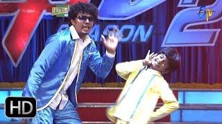 Dhee Juniors2 - Sadwin Performance - Bandipotu - Oohalu Gusagusalade - 21st Oct 2015