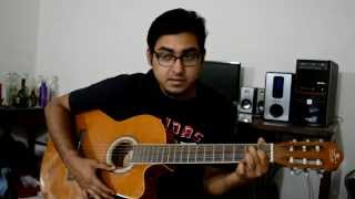 Majhi Re - Guitar Chords