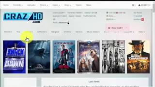 How to download Video form crazyhd