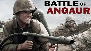 Battle of Angaur | 1944 | World War 2 in the Pacific | US Army Documentary