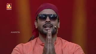 Vivek Gopan   Special Performance   Immini Balyoru Fan   ഇമ്മിണി ബല്ല്യോരു  fan   #AmritaTV
