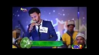Dawit Tsige Super Performance: Balageru Idol August 22, 2015