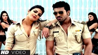 Mumbai Ke Hero Video Song ᴴᴰ - Thoofan Movie Telugu 2013 - Ram Charan, Priyanka Chopra
