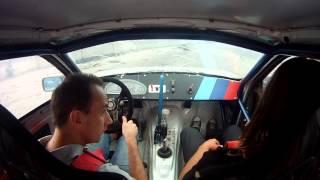 Marcin Gałat BATMAN - drift Grzybow 10.08.2013 - drift TAXI 3