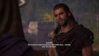 Assassin's Creed Odyssey - Prince of Persia (Side Mission)