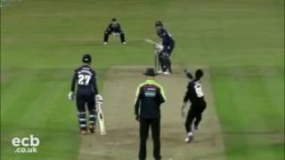 Highlights of Mustafiz Wickets in Sussex. please subscribes for next update