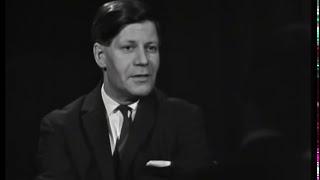 Günter Gaus im Gespräch mit Helmut Schmidt (1966)