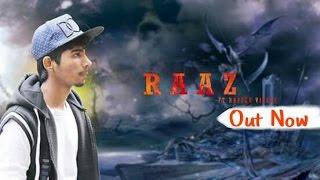 Rapper Vickey   Raaz   Official Video  2017  Hind rap song.....