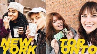 $20 IN NYC vs $20 IN TORONTO