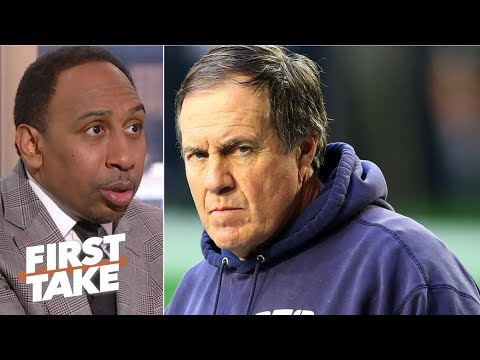 Xxx Mp4 Bill Belichick Doesn't Deserve His Bad Reputation – Stephen A First Take 3gp Sex
