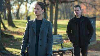 Alicia Vikander Interview   'Jason Bourne' (2016) Exclusive