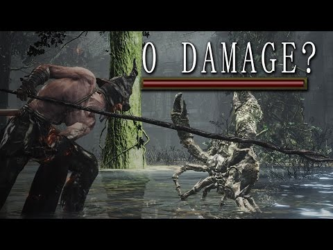 Is it possible to deal ZERO DAMAGE? - DS3