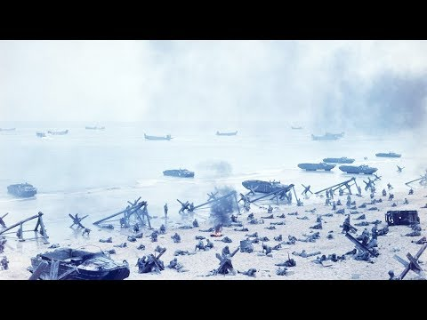 Xxx Mp4 Bloody Combat Footage In The Battle Of Normandy – Rare Color Footage You Ve Never Seen Before HD 3gp Sex