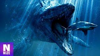 Mosasaurus - Monster Aus Der Urzeit