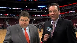 Brian Windhorst and Mike Cairns
