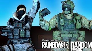 Rainbow Six Siege - Random Moments: #10 (Ying,Can