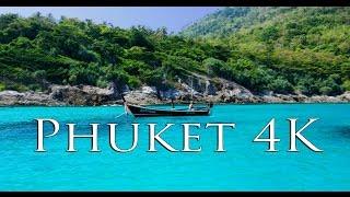THREE DAYS OF PHUKET THAILAND in 4K!   Adventure of a LIFETIME!