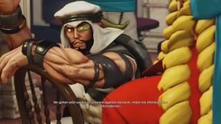 Street Fighter 5 Full Movie