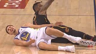 Klay Thompson Still Limping! Tristan Fined $25K! 2018 NBA Finals