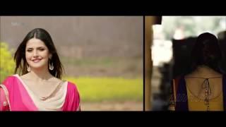 zareen khan hot song