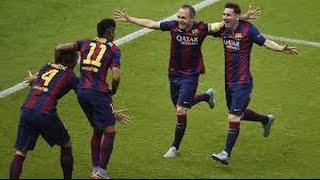 Tous les buts finale Ligue des Champions 2015