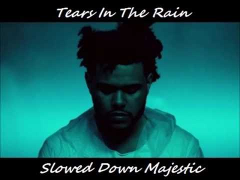 The Weeknd Tears In The Rain Chopped & Screwed