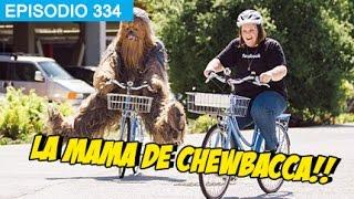 La Mama de Chewaca #whatdafaqshow