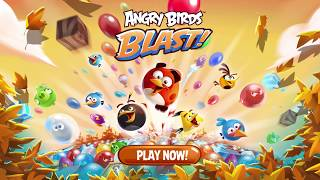 Angry Birds Blast - BLAST away the fall blues!