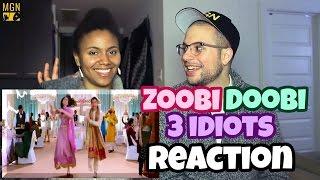 Zoobi Doobi - 3 Idiots - Aamir Khan | Kareena Kapoor Reaction