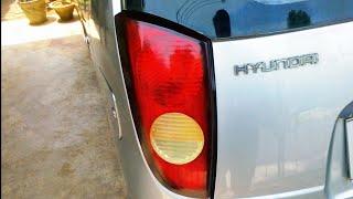 How to Restore your Brake Lights PERMANENTLY (Hyundai Santro).
