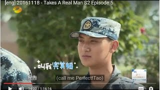 [eng] 20161118 - Takes A Real Man S2 Episode 5