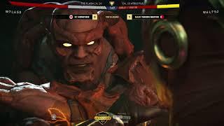 bc Honeybee (Flash) vs. Tekken Master (Atrocitus) Viennality - Top 8