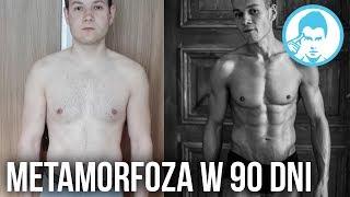 Jak zmienić ciało w 3 miesiące bez katowania się? / Metamorfoza w 90 dni
