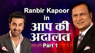 Ranbir Kapoor In Aap Ki Adalat (Part 1)