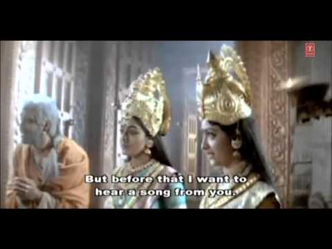 Antharyami Aannamayya Song with English Subtitles I Telugu Movie Annamayya
