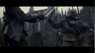 Solomon Kane - Fighting Scenes from Movie