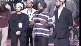 Ask Zakir Naik an Exclusive Open Q & A  peace conference 2009 part2