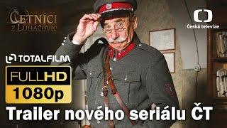 Četníci z Luhačovic (2017) trailer nového seriálu ČT