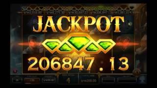 มาอีกแล้ว Jackpot!! แจ๊กพอตแตก  260,000 บาท ที่ Empire777 ในเกมสล็อต