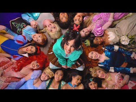 Xxx Mp4 Wreck It Ralph Princess Music Video Traci Hines Ft Jbunzie 3gp Sex