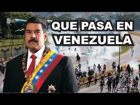 Algo HISTORICO esta pasando en Venezuela OPINION ANONIMA