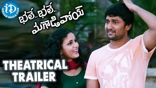 Bhale Bhale Magadivoy Movie Theatrical Trailer - Nani | Lavanya Tripathi | Maruthi