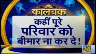 Kaalchakra II घर में रखी दवाइयों पर जरूर करें गौर || 22 May 2018 II