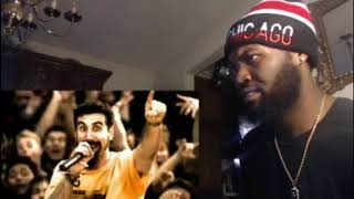 System Of A Down - Chop Suey! - REACTION