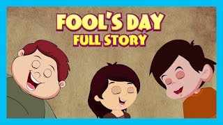 Fools Day Full Story For Kids || Celebration Of April Fool